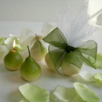 Pear_candles