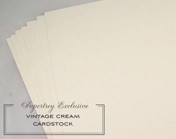 Vintage_cream_cardstock