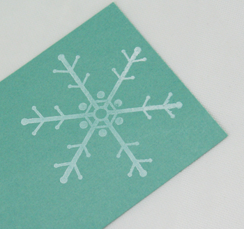 Snowflake_stamp